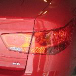 2010-2013 Kia Forte Tail Light Bulbs Replacement Guide