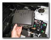 Kia Optima Electrical Fuse Replacement Guide 2011 To