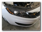 Kia Optima Headlight Bulbs Replacement Guide