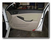 Kia Optima Interior Door Panel Removal Guide