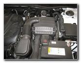 Kia Optima Engine Air Filter Replacement Guide Theta Ii