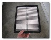 Kia Optima 2.4L I4 Engine Air Filter Replacement Guide