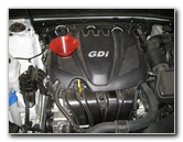 Kia Optima 2.4L Oil Change Guide