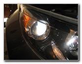 Kia Sportage Headlight Bulbs Replacement Guide 2011 To