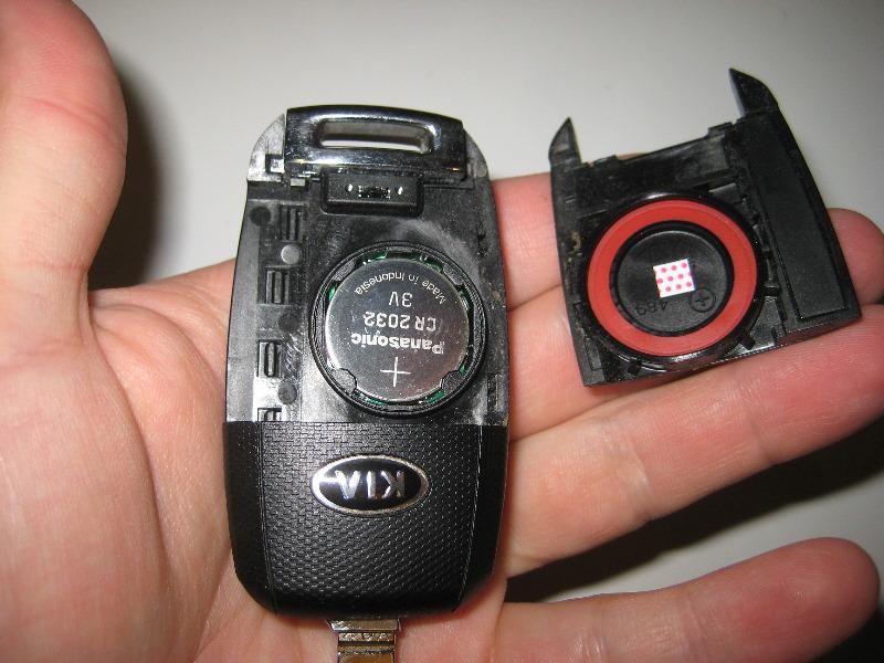Kia Sportage Key Fob Battery Replacement Guide on 2011 Kia Sorento