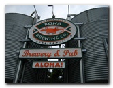 Kona Brewing Co. Brewery Tour