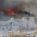 Sofa City Furniture Store Fire - Lake Havasu City, AZ
