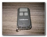 LiftMaster Key Fob Remote Control Battery Replacement Guide