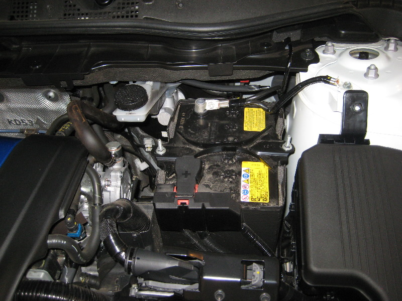 Car Battery Reoplacement