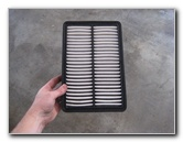 2012-2016 Mazda CX-5 Engine Air Filter Replacement Guide