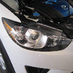 2012-2016 Mazda CX-5 Headlight Bulbs Replacement Guide