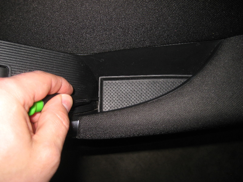 Mazda Cx 5 Interior Door Panel Removal Guide 006
