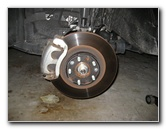 Mazda CX-9 Front Brake Pads Replacement Guide
