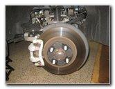 2016-2021 Mazda MX-5 Miata Front Brake Pads Replacement Guide