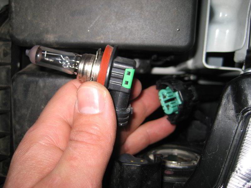 Mazda Mazda3 Headlight Bulbs Replacement Guide 006