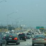 South Florida Rush Hour Traffic Pictures - Miami & Ft. Lauderdale