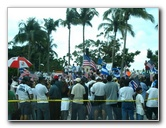 Federal Immigration Policy Protest In Miami Florida