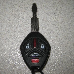 Mitsubishi Lancer Key Fob Battery Replacement Guide