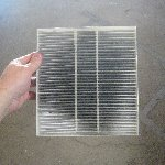 2011-2017 Mitsubishi Outlander Sport A/C Cabin Air Filter Replacement Guide