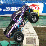 Monster Jam Pictures & Video - Tampa, FL