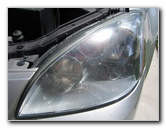 Nissan Altima Head Light Bulb Replacement Guide