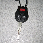 Nissan Cube Key Fob Battery Replacement Guide
