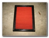 Nissan Juke Engine Air Filter Replacement Guide