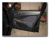 Nissan Juke Interior Door Panel Removal Guide