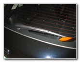 Nissan Juke Rear Window Wiper Blade Replacement Guide
