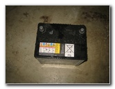 2009-2014 Nissan Murano 12V Car Battery Replacement Guide