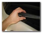 2009 nissan murano rear wiper blade