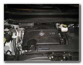 Nissan Pathfinder Engine Oil Change & Filter Replacement