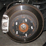 Nissan Rogue Rear Brake Pads Replacement Guide
