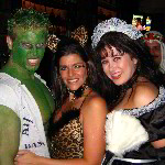 2008 Opus 5 Halloween Party - Boca Raton, FL