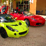 Pompano Citi Centre Exotic Car Show