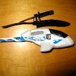 Picco Z RTF Micro R/C Helicopter Toy Review