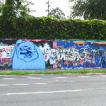 34th St. Graffiti Wall - Gainesville, FL