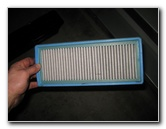2008-2014 Smart Fortwo Engine Air Filter Replacement Guide