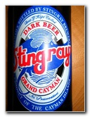 Stingray Beer Review - Cayman Islands Product