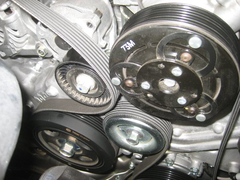 Subaru-Forester-FB25-Engine-Serpentine-Belt-Replacement-Guide-015Paul's Travel Pictures