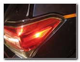 2014-2018 Subaru Forester Tail Light Bulbs Replacement Guide