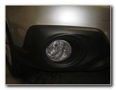 2015-2018 Subaru Outback Fog Light Bulbs Replacement Guide