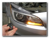 2015-2018 Subaru Outback Key Fob Battery Replacement Guide