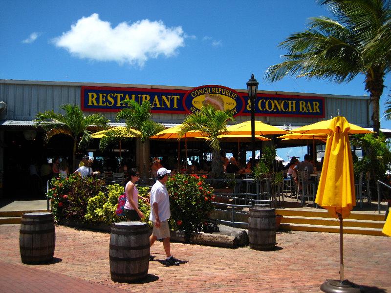 The Conch Republic Restaurant Key West Fl 001