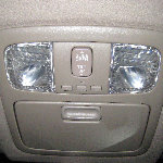 Toyota 4Runner Map Light Bulbs Replacement Guide