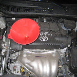 Toyota Camry Engine Oil Change Guide