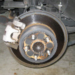 Toyota Camry Rear Brake Pads Replacement Guide