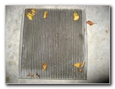 Toyota Corolla Cabin Air Filter Replacement