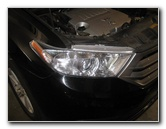 Toyota Highlander Headlight Bulbs Replacement Guide