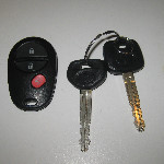 Toyota Highlander Key Fob Battery Replacement Guide